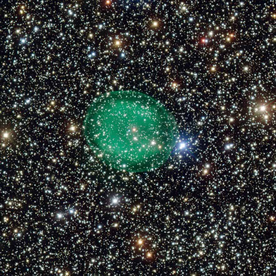 questions on stars and planetary nebula Planetary nebulae come in a dazzling array of shapes, from spherical shells of gas, to blobby structures barely containing symmetry at all currently, astronomers recognize over 3,000 planetary nebulae within our own galaxy only ~40 are known to harbor binary stars at their core but.